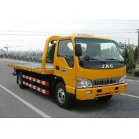 China Durable Occasion Recovery Wrecker Tow Truck With 3 Ton , Boom And Lifting Separated Type on sale
