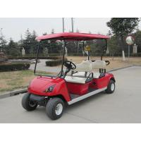 4 seat electric golf cart with CE certificate China Manufactures