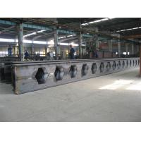 Welded Heavy Structural Steel Beams Prime Hot Rolled Honey Comb H Beams