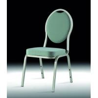 China Banquet Aluminum Chair / Metal Resturant Chair / Dining Banquet Chair on sale