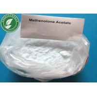 Chemical Muscle Building Raw Steroid Powder Methenolone Acetate CAS 434-05-9 Manufactures