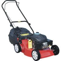 China 4Hp B&S 18 Inch steel deck Self propelled lawn mower with 2 stroke on sale