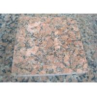 Flower Pattern Large Granite Floor Tiles , Solid Granite Kitchen Floor Tiles Manufactures