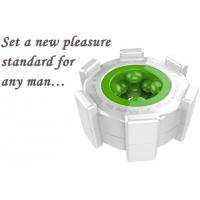Quality YouCups Universal Ring Green Male Masturbators Super Stretchy Body Massager Male Sex Toys for sale