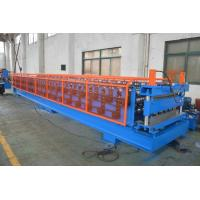 Roof And Wall Panel Double Layer Roll Forming Machine With 18 Groups Of Roller Stations Manufactures
