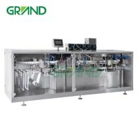 Plastic Bottle Olive Oil Filling Machine Forming Filling And Sealing Machine Manufactures
