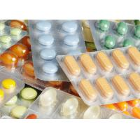 Pills tablets capsules Pharmaceutical Blister Packaging Machines / Blister Sealing Machine Manufactures