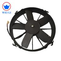 DC 24V 12Inch Bus Aircon Auto Air Conditioner Condenser Cooling Fan Manufactures