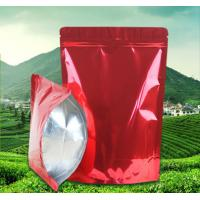 China Zip Vacuum Food Saver Bags Small Plastic Pouches Pressure Resisitance on sale