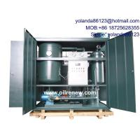 Weather Proof House Type Vacuum Turbine Oil Purification System | Turbine Oil Recycling Manufactures