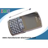 Wifi mobile phone with TV JAVA quad band Qwerty keypad (C6000WT) Manufactures