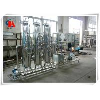 RO Membrane Industrial Water Treatment Systems Purifier Machine For Business Manufactures