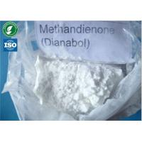 Androgenic Anabolic Steroids Metandienone Dianabol White Powder for Muscle Growth CAS 72-63-9 Manufactures