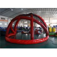 Baseball Batting Backstop Inflatable Event Tent For Street Performance Manufactures