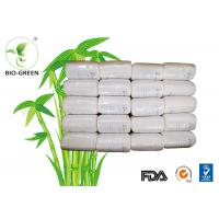 100% Biodegradable Bamboo Diaper Liners For New Born Babies FDA Certificate Manufactures