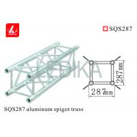 China Huge Aluminum Spigot Truss  , Outdoor DJ Event Concert Performance Stage Lighting Truss on sale
