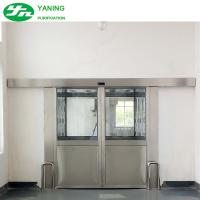Automatic Induction Door Air Showers And Pass Thrus For Pharmaceutical Factory Manufactures