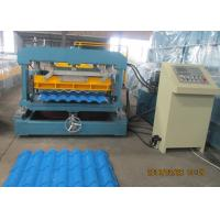 Forming Speed 15m/Min Steel Roll Forming Machinery 380V 3 Phase 50HZ Manufactures