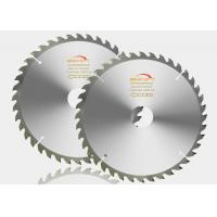 Trimming Wood TCT Saw Blade 200x40Tmm With Alloy Steel / CrN Finishing Manufactures