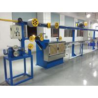 Quality Automatic Cable Wire Machine Extrusion Equipment Japan NSK Bearing Siemens Inverter for sale