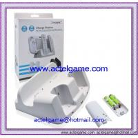 Wii U and Wii remote charge station Nintendo Wii game accessory Manufactures
