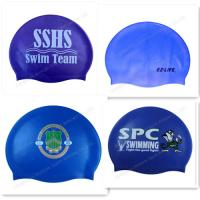 Quality shark swim cap for sale