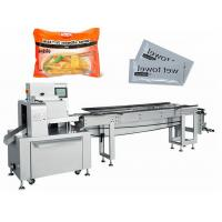 Multi - Function Candy Packaging Machine / Popsicle Feeding Packing Machine Manufactures