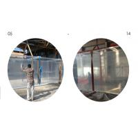 PMMA Hotel Decoration Home Aquarium Tanks With High Diaphaneity Translucency Manufactures