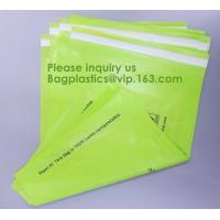China Cornstarch made biodegradable compostable shipping plastic mailing bag custom bubble mailer poly mailers bagease bagplas on sale