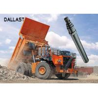 Buy cheap Hydraulic Oil Single Acting Telescopic Cylinder Engineering Machinery Lifting Dump Truck Applied from wholesalers