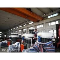 Three Phase Plastic Pellet Making Machine Planetary Frame Structure Manufactures