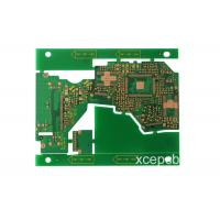 China WIFI Router Rigid PCB for Set Top Box TV Circuit Boards With UL & ISO9001 Certificate on sale