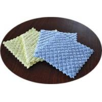 China Microfiber Cleaning Pad on sale