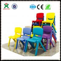 Kids Plastic Chairs Colorful Chairs for Kids Party and Kids Classroom QX-194B Manufactures