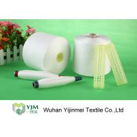 42s/2 100% Polyester Core Spun Yarn On Plastic Tube 42/2 Polyester Sewing Yarn Manufactures