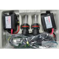 Buy cheap 6000k 8000k Slim Hid Xenon Light Kit , Car Headlight 9007 Hid Conversion Kit from wholesalers