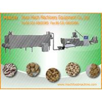Excellent Quality TVP TSP Soya protein food extrusion process line Manufactures