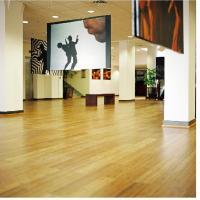 China Horizontal bamboo flooring on sale
