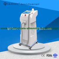 808nm Diode Laser Hair Removal , Big Spot size 12×20m Depilation Machine For Men Manufactures