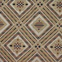 China Polyester/cotton golden jacquard upholstery fabric for Dubai market on sale