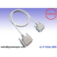 UL 20276 24AWG Full 37 Pin HDB Video Graphics Array Male to Female Extension for Monitor Manufactures