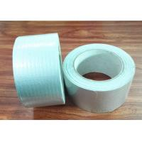 0.05mm Heat Insulating Tape Sealing Silver Square Grid Aluminum Foil Tape Manufactures