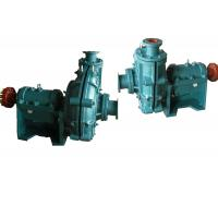 High Concentration Electric Slurry Pump Slurry Transfer Pump A05 / Cr26 / C27 Material Manufactures