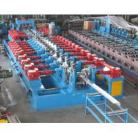 C / Z Purlin Roll Forming Machine , 100-350mm Gearbox Type Manufactures
