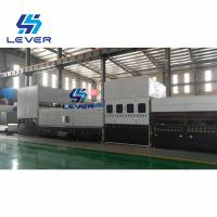 Automotive Glass Tempering Furnace for side lites & rear glass Double curvature 1600x800mm Manufactures