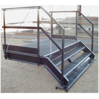 Q235 / Q345 Structural Steel Fabricators Hot-dipped Galvanized Surface Manufactures