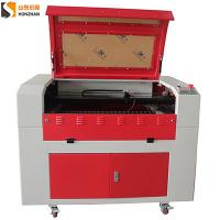 China Honzhan HZ-6090 Laser Engraving and Cutting Machine 600*900mm for Acrylic Plastic Cutting on sale