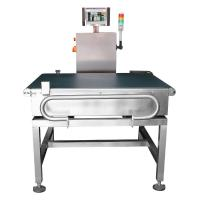 China Hot sale checkweigher green packaging weighing machine Stainless steel VC-55 for large product in stock on sale