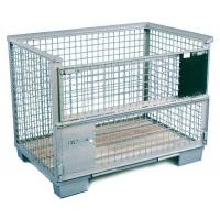 Rigid Collapsible heavy duty Wire Containers Manufactures