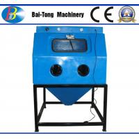 Buy cheap Jewelry Surface Treatment Wet Sandblasting Cabinet Φ13mm*23mm Blasting Hose Dia from wholesalers